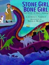 Stone Girl, Bone Girl-ExLibrary