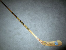 DAVID KREJCI Boston Bruin SIGNED Autographed Hockey Stick COA Winter Classic '16