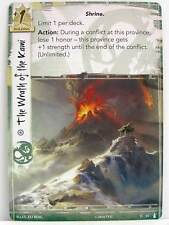 Legend of the five rings LCG - 1x #045 the Wrath of the Kami-the fires within