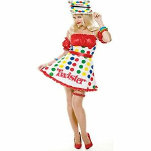 Sexy Twister Costume - Large