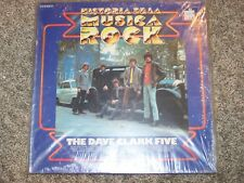THE DAVE CLARK FIVE SPANISH IMPORT GREATEST HITS LP SEALED