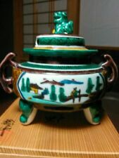 Ceramic Antique Asian Incense Burners