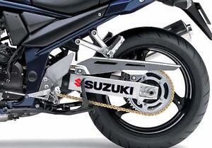 Suzuki Bandit Logo Sticker x 2 - Perfect Swing Arm  All Colours non oem