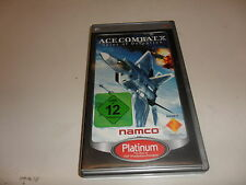 PlayStation Portable PSP  Ace Combat X: Skies of Deception [Platinum]