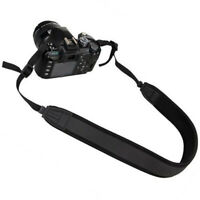 AU_ HN- CO_ Neoprene Camera Neck Strap for Nikon for Canon for Sony All SLR DSLR