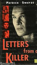 LETTERS FROM A KILLER  (1998)  VHS - Patrick SWAYZE