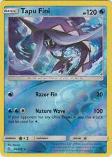 Tapu Fini - 53/236 - Rare - Reverse Holo - S&M: Unified Minds - Pokemon TCG