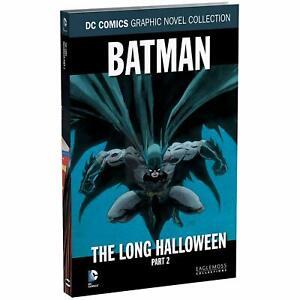 "DC COMICS GRAPHIC NOVEL COLLECTION #18 ""BATMAN LONG HALLOWEEN PART 2"" HC"