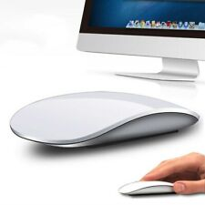 Wireless Ultra Thin Magic Computer USB Mouse For Apple Macbook Laptop Ergonomic