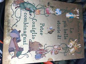 Le più belle storie di Peter Coniglio e Combinaguai di Beatrix Potter