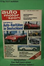 AMS Auto Motor Sport 6/82 * Jaguar XJ-S Toyota Celica Granada 2,8i DB 380