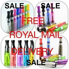 10 -Coloured Atomizer Clearomiser Atomiser Clearomizer Cartomizers --shisha-pipe