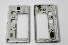 For Samsung Galaxy Note 4 Middle Chassis Replacement Casing - White