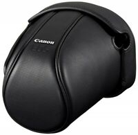Canon Camera Case Black EH21-L for EOS 60D 70D 80D Japan Import With Tracking
