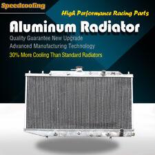 886 Aluminum Radiator For Honda Civic CX DX EX LX RT SE CRX DX HF Si L4 88-91