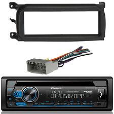 Pioneer Bluetooth CD Player Car Stereo Radio Install Mount Kit Radio Harness