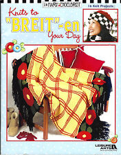 "16 Wonderful Knits To ""Breit""-In Your Day by Mary Engelbreit"