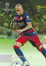 2015-16 Topps UEFA Champions League Showcase Base Card Green Parallel #'d to /99