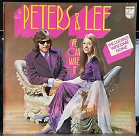 Peters & Lee - We Can Make It - 1973 - LP record + CD-R backup