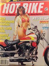 Hot Bike Magazine PT's 85 HP Fire & ICe March 1993 041018nonrh