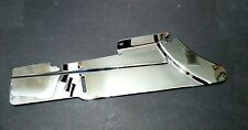 Chrome Lower Belt Guard fits Harley Davidson Dyna Models 1991 - 2005