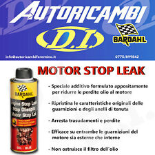 ADDITIVO BARDAHL ENGINE STOP LEAK ANTI PERDITE OLIO MOTORE ADDITIVI 300 ML