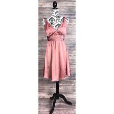 Calvin Klein dress small pink bridesmaid Elegant