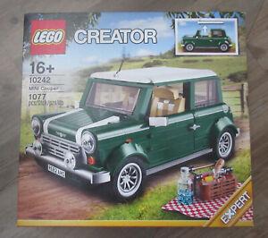 Lego Créateur 10242 Mini Cooper Neuf et Emballage D'Origine