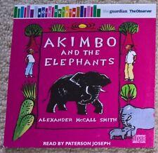Akimbo And The Elephants Promo Audio Book Cd Read By Maureen Lipman