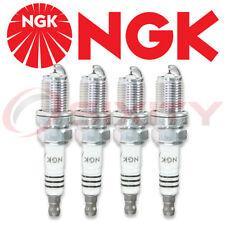 4 PCS NGK Iridium IX Spark Plugs BKR6EIX # 6418