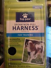 Top Paw Sporn Non Pull Harness For Training- S, M, L