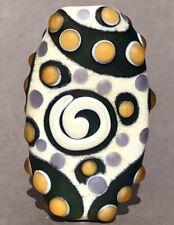 Handmade Lampwork Focal Bead ~ Mesa Verde ~ By Soul Of Glass SRA