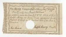 1790 Payment Note - Ralph Pomeroy