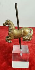 HORSE GALLOPING. SCULPTURE OF BRONZE. ITALY. 18TH-19TH CENTURY.