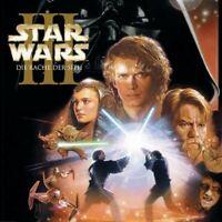 """STAR WARS """"DIE RACHE DER SITH EPISODE 3"""" CD NEUWARE!!!!"""