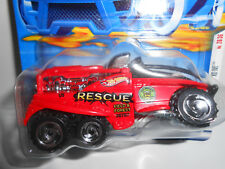 Hot Wheels 2001 First Editions Series Xs-Ive (Rescue) #040