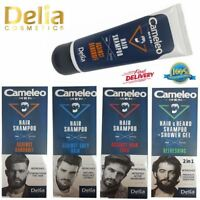 Hair & Beard Against Dandruff Grey Loss Refreshing Shampoo For Men Uk Seller