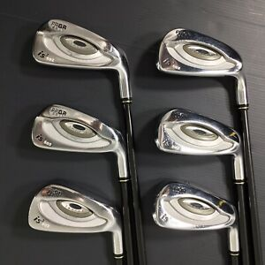 PRGR is3 502 iron set (5I-PW), Original Graphite Shaft