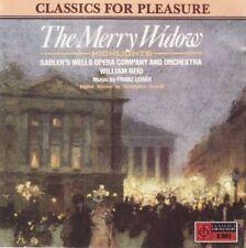 Franz Lehar - The merry widow (Highlights) William Reid - CD -