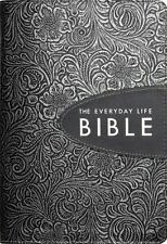 The Everyday Life Bible by Joyce Meyer (2009, Leather)