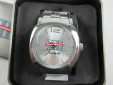 NEW Remix - XII Big 12 Conference -Unisex Silver Metal Watch (One Size)