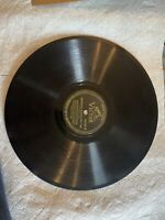 "Lionel Hampton Denison Swing/Wizzin The Wizz 10"" 78RPM Victor Vinyl"