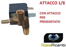ELETTROVALVOLA CEME FERRO DA STIRO ATTACCO MASCHIO 1/8- 4 W- 220V + PRESSOSTATO
