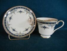 Minton Grasmere Blue Cup and Saucer Set(s)