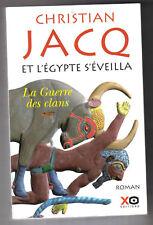 Et L'egypte S'eveilla T.1 ; La Guerre Des Clans - Ch...