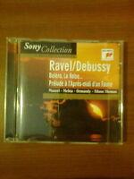 RAVEL  DEBUSSY - BOLERO, LA VALSE...PRELUDE A L'APRES-MIDI D'UN FAUNE -  CD