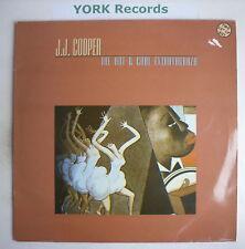 J J Cooper-el Hot & Cool espectáculo-ex Doble Lp