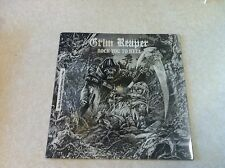Grim Reaper Rock You To Hell 45 RPM 1987 RCA Records Flexi