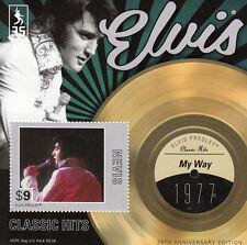 Nevis 2012 MNH Elvis Presley Classic Hits I 1v S/S 1977 My Way