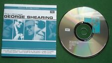 The Ultimate George Shearing inc Lullaby Of Birdland / Cheek To Cheek + CD